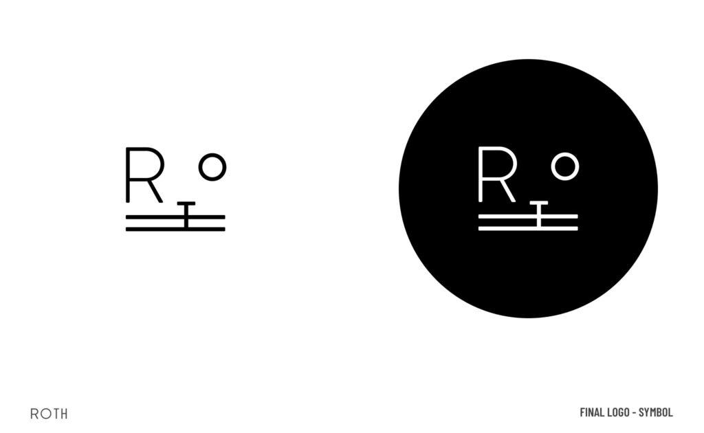 ROTH final Logo Symbol
