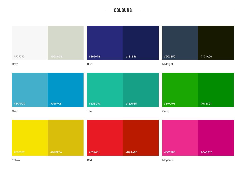 IRIS-Colours